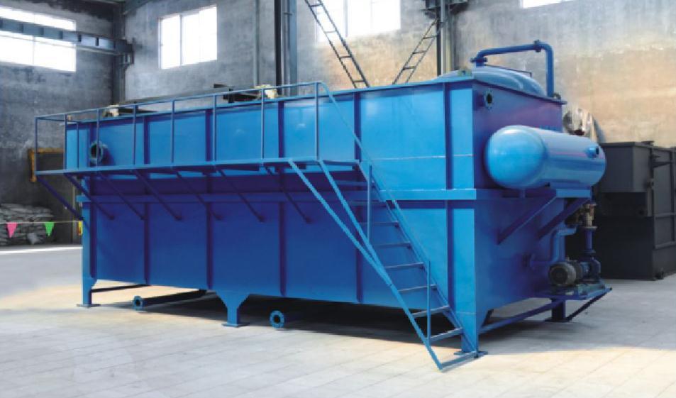 QPRF系列平流式溶气气浮机