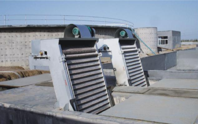 QGS系列机械格栅除污机