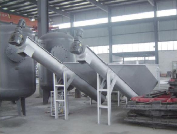 QSFL系列砂水分离机