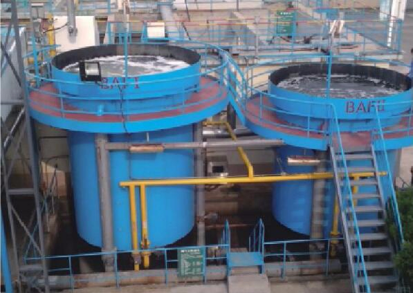 BAF生物曝气滤池