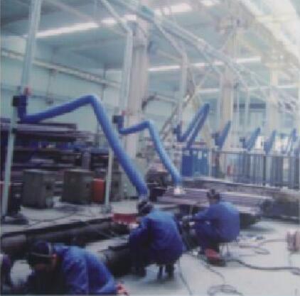 集中式烟尘净化处理系统